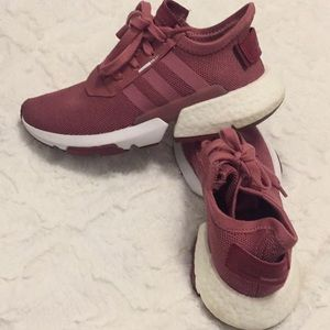 Adidas Pod-S3.1 women's shoes -trace maroon color